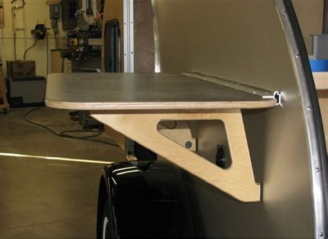 Table Mounting Bracket   Camping in Style   Pinterest