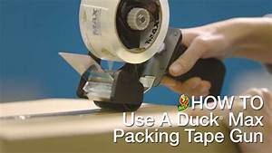 27 Packing Tape Dispenser How To Load Diagram