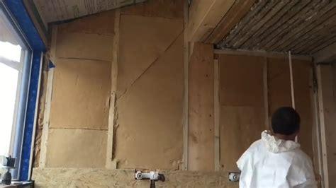 Osb Platten Wand Wohndesign