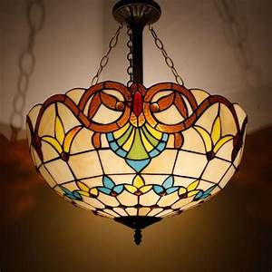 classic floyd 20inch tiffany lamps ceiling light With floyd tiffany floor lamp