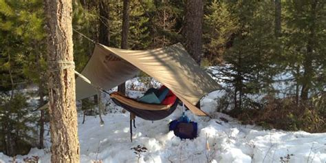 how to stay warm in a hammock 5 tips for staying warm while winter backpacking cing