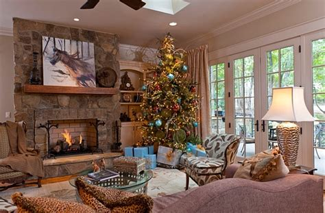 How To Decorate A Christmas Tree Types Of Floor Tiles For Living Room Coffee Table In Interior Design High Ceiling Coastal Themed Ikea Chairs The Portland Small Space Addition Cost