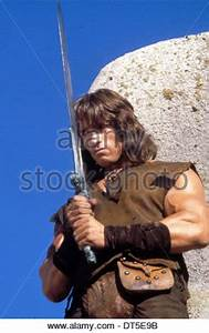 Conan The Barbarian Arnold Stock Photos & Conan The ...