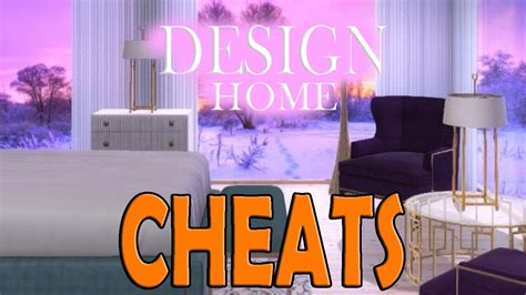 Design Home Cheats For Ios & Android-unlimited Free