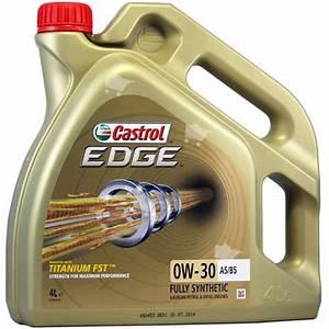 Castrol Edge 0w30 : castrol edge 0w 30 a5 b5 ti fst 4l ~ Melissatoandfro.com Idées de Décoration