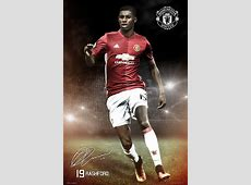 Manchester United FC Posters Official Merchandise 201617
