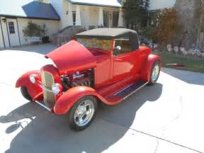Sharp 1928 Ford Model A Hot Rod For Sale