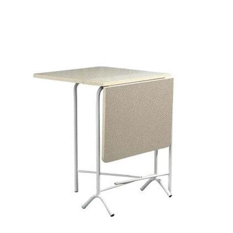 table cuisine 2 personnes table d appoint pliante tp16 rectangulaire a volets