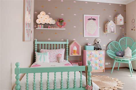 chambre fille vintage decoration chambre bebe fille vintage visuel 1