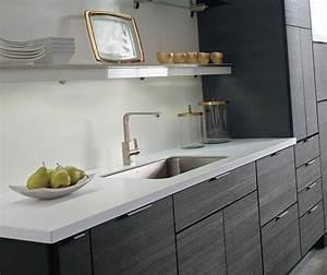 Contemporary Laminate Kitchen Cabinets - Diamond