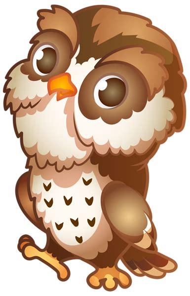 Owl Cartoon PNG Transparent Image | Gallery Yopriceville ...