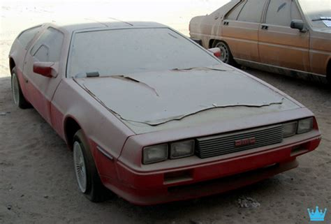 Luxury Car Graveyard In Dubai Makes Car Lovers Cry Aluxcom