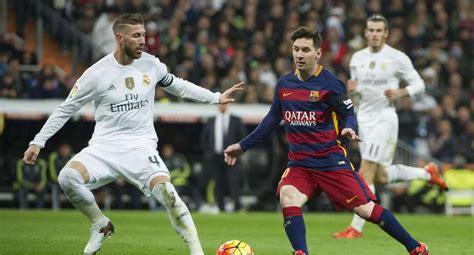 Barcelona vs. Real Madrid 2020: mira la fecha y hora del ...