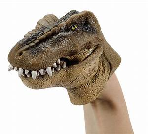 T-rex Hand Puppet The Dinosaur Farm
