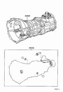 2008 Toyota Tacoma Gasket Kit  Manual Transmission