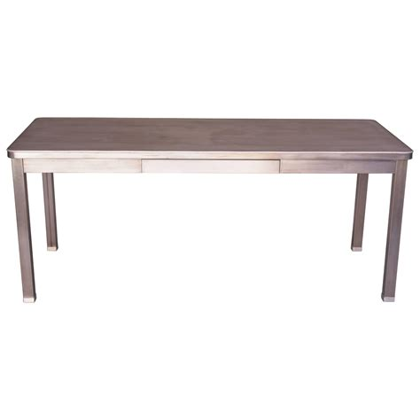long desks for sale very long steel table or desk with one drawer for sale at
