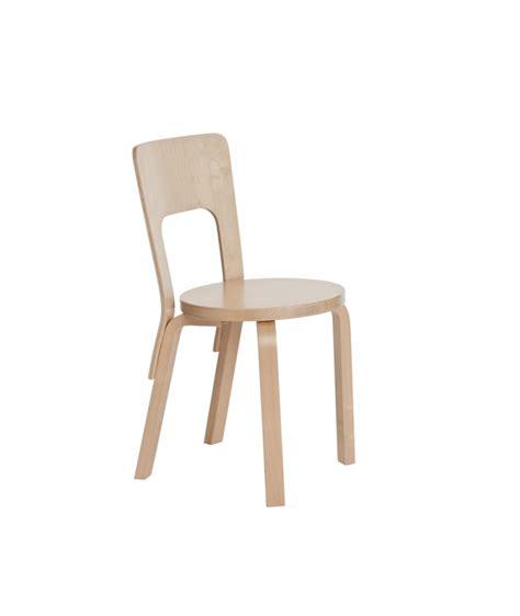 chaise danoise chair 66 alvar aalto design for artek la boutique danoise