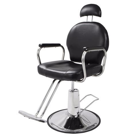 Reclining Barber Styling Chair by New Reclining Hydraulic Barber Chair Salon Styling