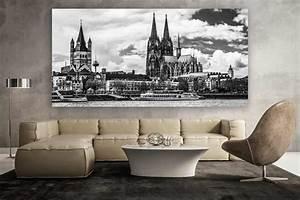 Kunst Schwarz Weiß : schwarz weiss k ln panorama bild moderne kunst aus der domstadt ~ A.2002-acura-tl-radio.info Haus und Dekorationen