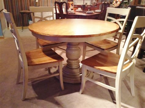 48 inch kitchen table set 48 inch pedestal dining table dining furniture