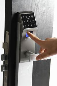 Fingerprint Combination Digital Code Password Entrance