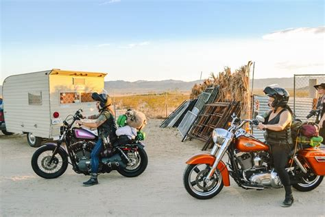 Ride Out by How A Gathering Of On Motorcycles Has