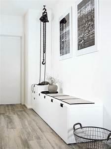Flur Garderobe Ideen : garderobe flur ideen ~ Markanthonyermac.com Haus und Dekorationen