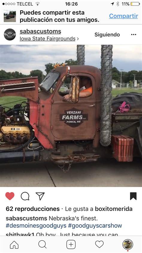 Pin Frederik Serfranckx Rat Rod Diesel Trucks