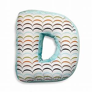 one grace place puppy pal letter quotdquot pillow buybuy baby With letter d pillow