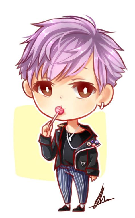 Bts Jungkook Chibi By Xaevlyn On Deviantart 17 Best Images About Taehyung Bts On