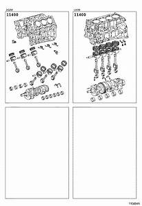 Toyota Venza Engine Short Block  See