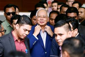 Former Malaysian PM Najib Razak slapped with money ...