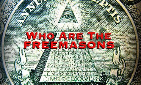 Freemason Vs Illuminati Who Are The Freemasons
