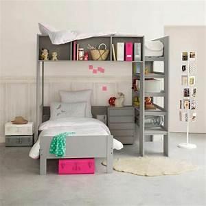 Lit Enfant Superposé : le lit mezzanine ou le lit superspos quelle variante choisir ~ Melissatoandfro.com Idées de Décoration