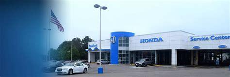 Honda Dealer In Sanford, Nc  Sanford Honda