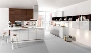 Küchen In Holzoptik : design einbauk che systema 2030 5081 satin hochglanz lack eiche sherry k chenquelle ~ Markanthonyermac.com Haus und Dekorationen