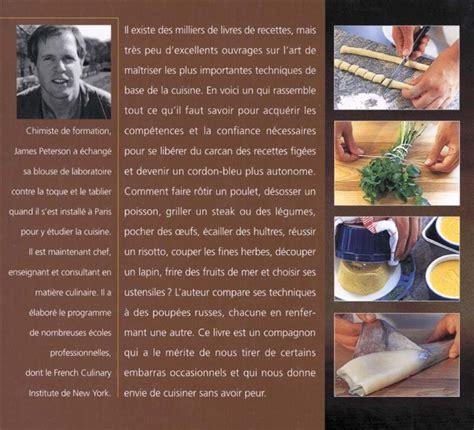 savoir cuisiner livre savoir cuisiner apprendre et maîtriser 250