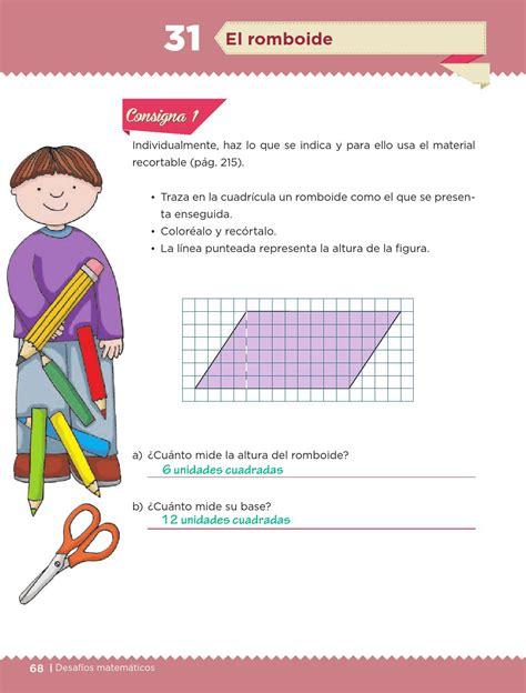 libro de matematicas 5 grado con respuestas 2016 es m 225 s f 225 cil desaf 237 os matem 225