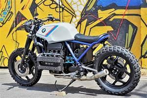 Bmw K100 Scrambler : custom motorcycles page 9 bikebound ~ Melissatoandfro.com Idées de Décoration