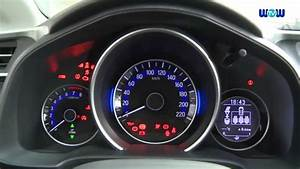 2015 Honda Jazz - Interior Design