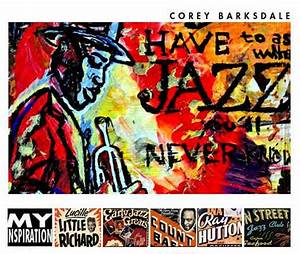Juke Joint Vintage Jazz Art