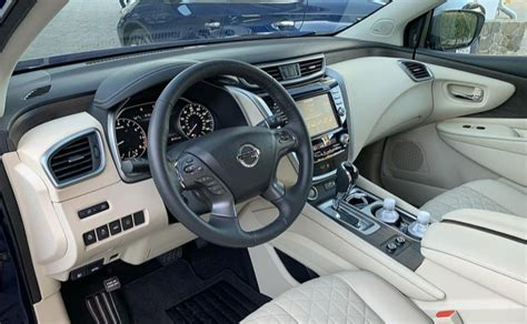 nissan murano interior  luxury cars