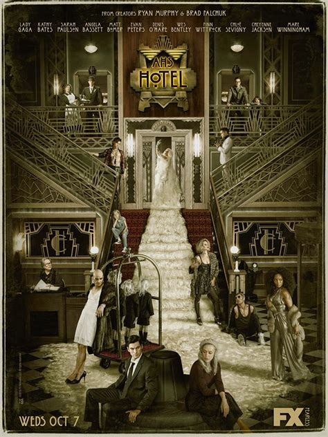 american horror story hotel