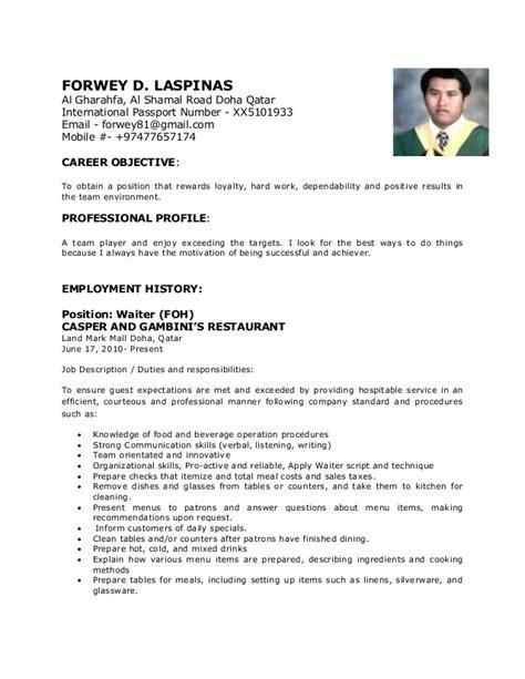 Copy Of Cv Format by Forwey Cv New 1 Copy