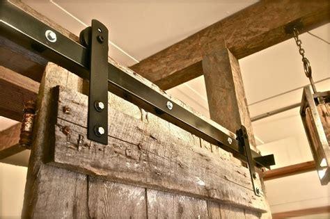 Nylon Barn Door Hardware