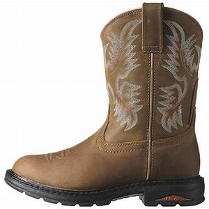 ariat boots women tracey pull on composite toe work boots With ariat work boots womens