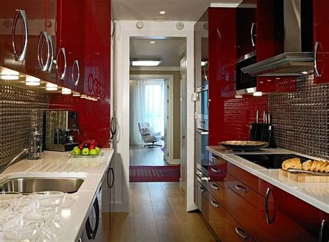 red kitchen design ideas pictures  inspiration