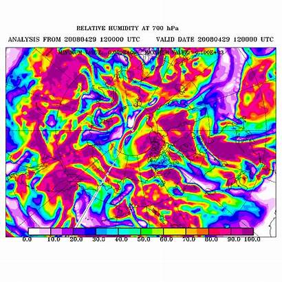 Humidity Relative Noaa Esrl Hpa Animated Forecasts