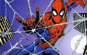 Image Gallery spider man web