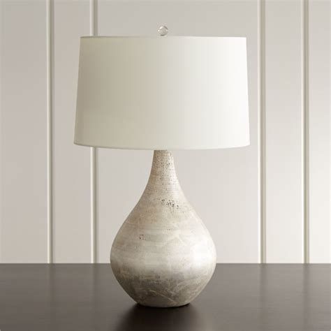 mulino table lamp crate  barrel